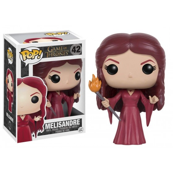 Funko Pop! - Melisandre (42) - Game of Thrones