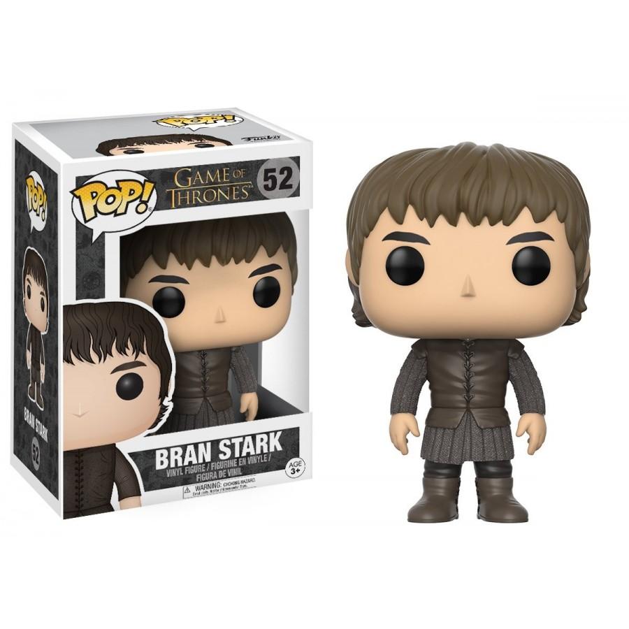 Funko Pop! - Bran Stark (52) - Game of Thrones