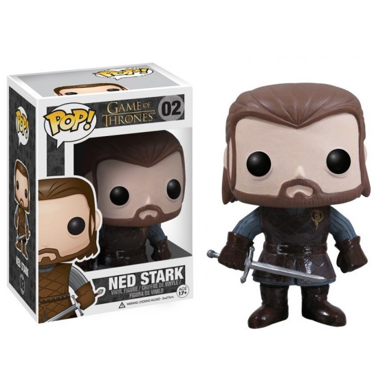 Funko Pop! - Ned Stark (02) - Game of Thrones