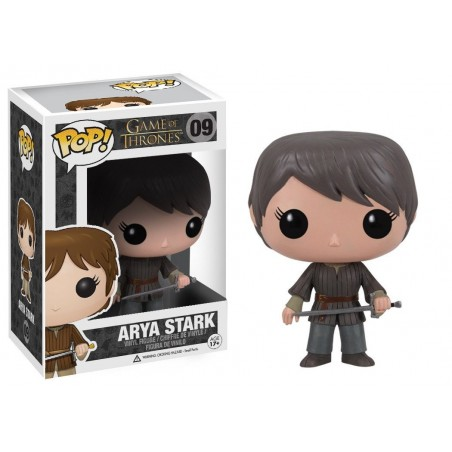 Funko Pop! - Arya Stark (09) - Game of Thrones