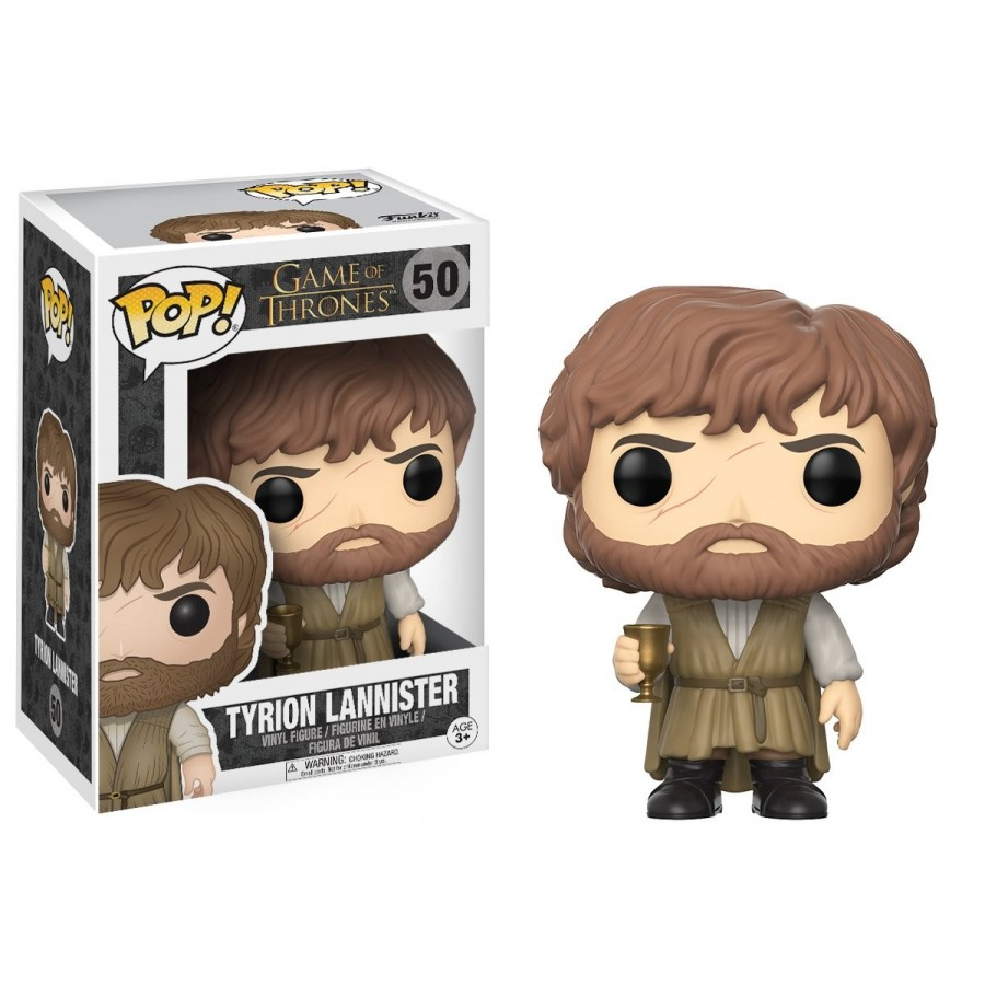 Funko Pop! - Tyrion Lannister (50) - Game of Thrones