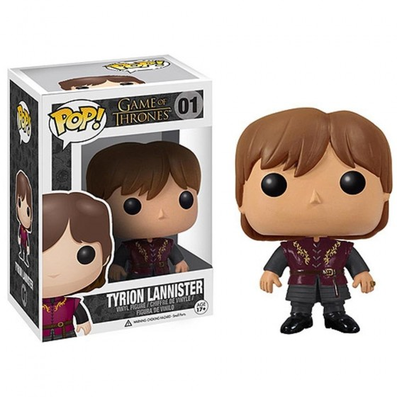 Funko Pop! - Tyrion Lannister (01) - Game of Thrones
