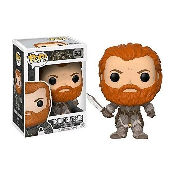 Funko Pop! - Tormund Giantsbane (53) - Game of Thrones