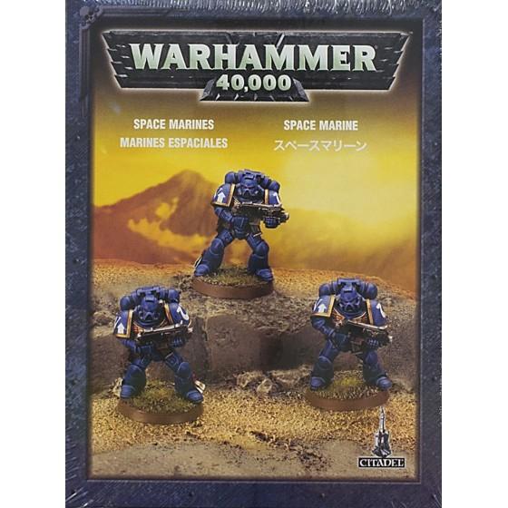 Warhammer 40.000 - Space Marines Mini Set