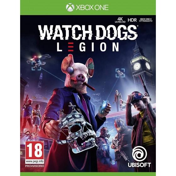 Watch Dogs Legion - Preorder Xbox One