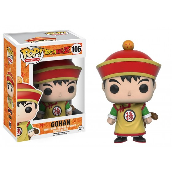 Funko Pop! - Gohan (106) - Dragon Ball Z