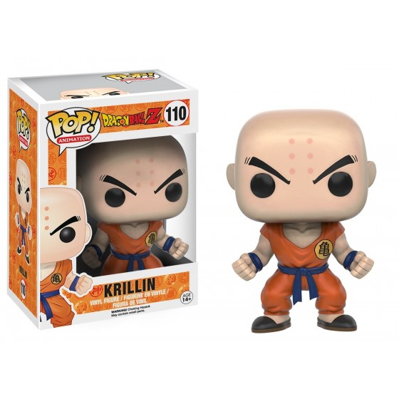 Funko Pop! - Krillin (110) - Dragon Ball Z
