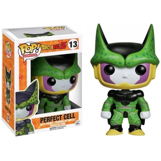 Funko Pop! - Perfect Cell (13) - Dragon Ball Z