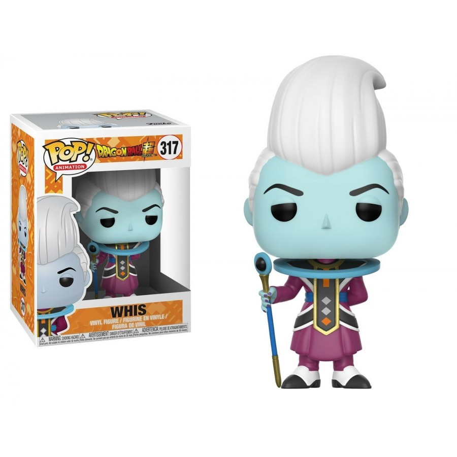 Funko Pop! - Whis (317) - Dragon Ball Super