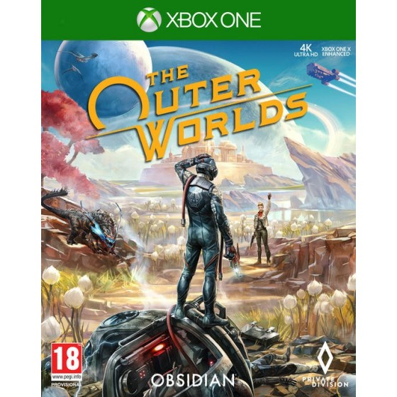 The Outer Worlds - Preorder Xbox One