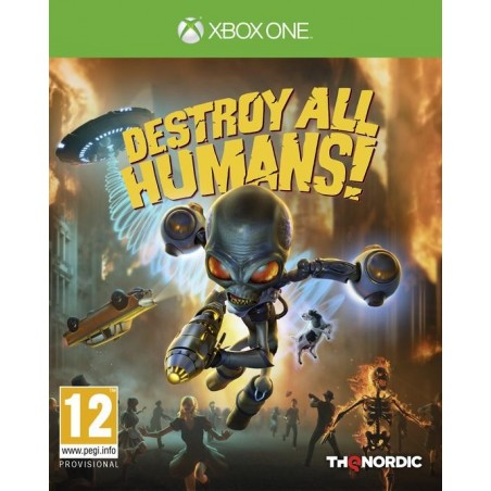 Destroy All Humans! - Preorder Xbox One - The Gamebusters