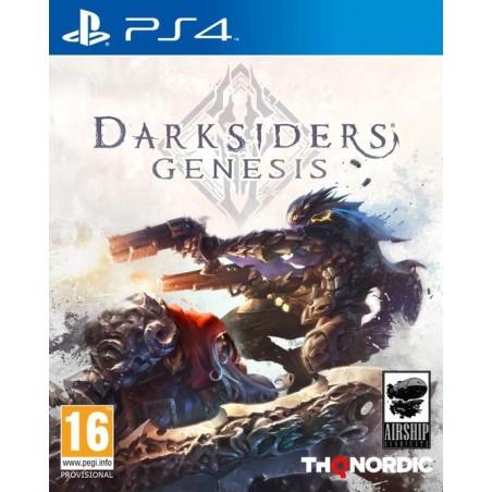 Darksiders Genesis - Preorder PS4