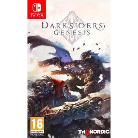 Darksiders Genesis - Switch
