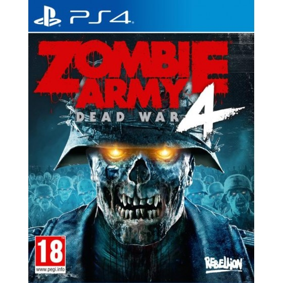 Zombie Army 4: Dead War  - PS4 - The Gamebusters