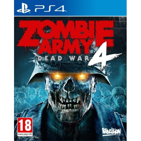 Zombie Army 4: Dead War - Preorder PS4 - The Gamebusters