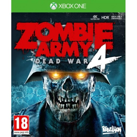 Zombie Army 4: Dead War - Preorder Xbox One - The Gamebusters