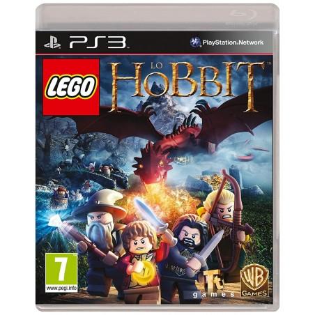 Lego Lo Hobbit - PS3 usato