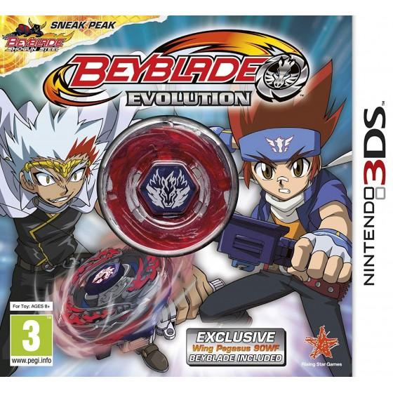 Beyblade Evolution - Collectors Edition - 3DS