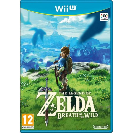 The Legend of Zelda: Breath of The Wild - WiiU