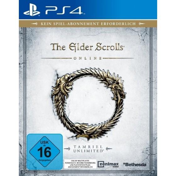 The Elder Scrolls Online - Tamriel Unlimited - PS4