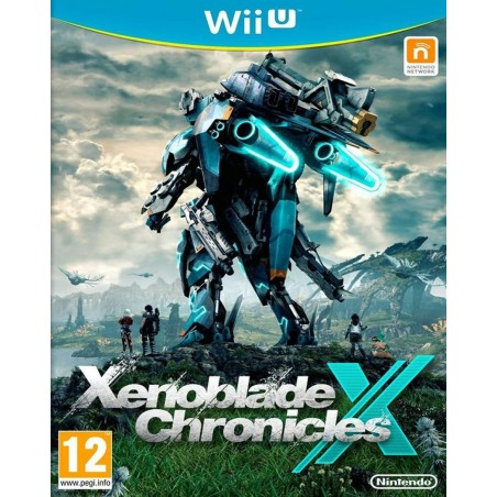 Xenoblade Chronicles X - WiiU