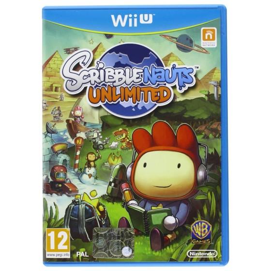 Scribblenauts Unlimited - WiiU