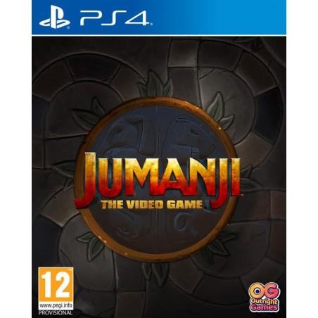 Jumanji: Il Videogioco - Preorder PS4 - The Gamebusters