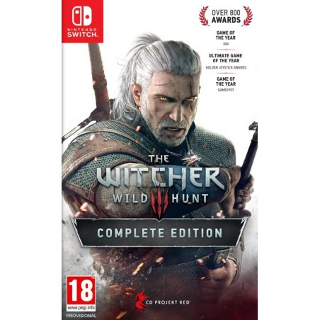 The Witcher 3: Wild Hunt - Complete Edition - Switch