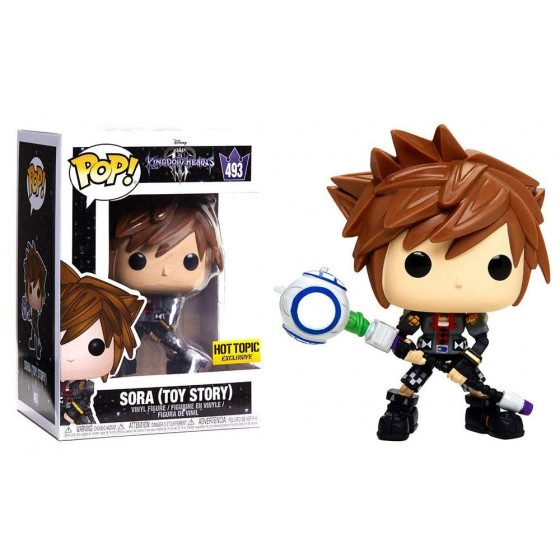 Funko Pop! - Sora (Toy Story) (493) - Kingdom Hearts