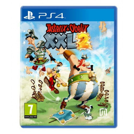 Asterix & Obelix XXL2 - PS4 - The Gamebusters