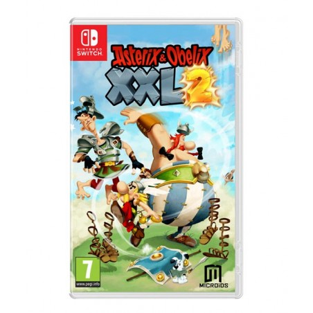Asterix & Obelix XXL2 - Preorder Switch - The Gamebusters