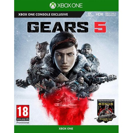 Gears of War 5 -Preorder Xbox One - The Gamebusters
