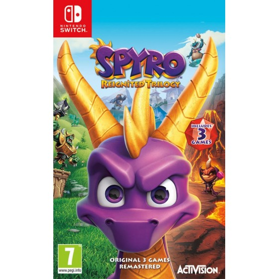 Spyro Reignited Trilogy   -  Switch - The Gamebusters