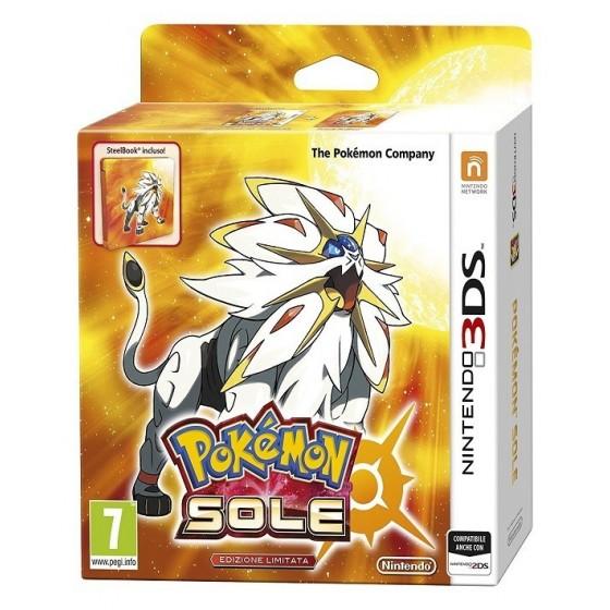 Pokemon Sole - Fan Edition - 3DS