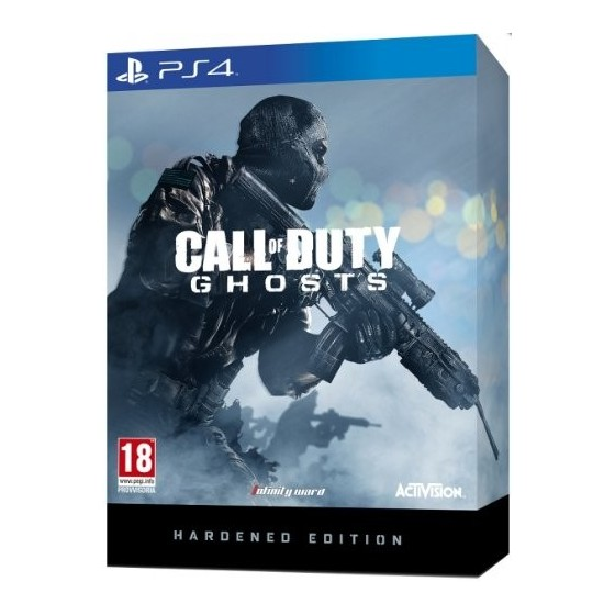 Call Of Duty: Ghosts - Hardened Edition - PS4
