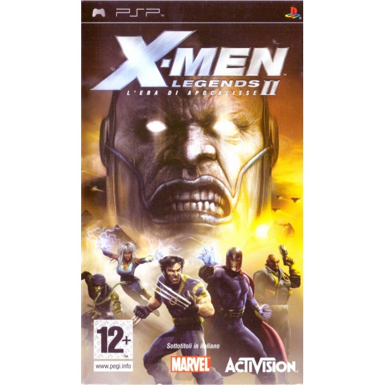 X-Men Legends II: L'Era di Apocalisse - PSP usato