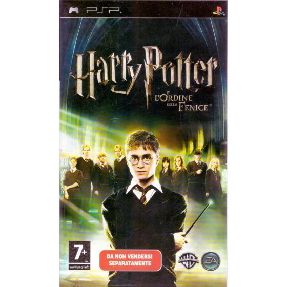 Harry Potter e L'Ordine Della Fenice - PSP