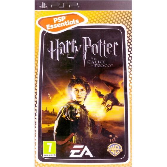 Harry Potter e il Calice di Fuoco - Essentials - PSP