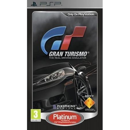 Gran Turismo - Platinum - PSP