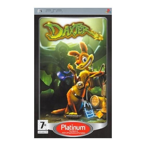 Daxter - Platinum - PSP