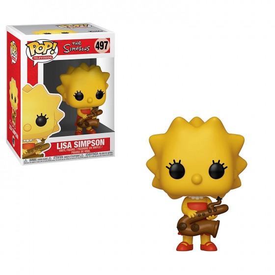 Funko Pop - Lisa Simpson (497) - The Simpsons