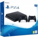 PlayStation 4 Slim 500 GB + 2° Dualshock 4