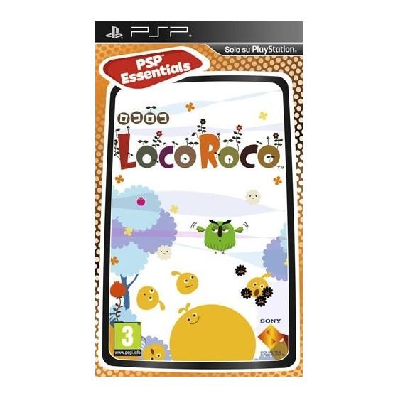 Locoroco - Essentials - PSP