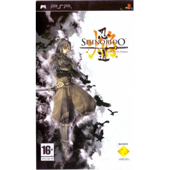 Shinobido Storie di Ninja - PSP