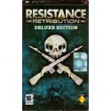 Resistance Retribution - Deluxe Edition - PSP