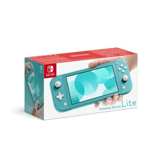 Nintendo Switch Lite - Turchese - Switch - The Gamebusters