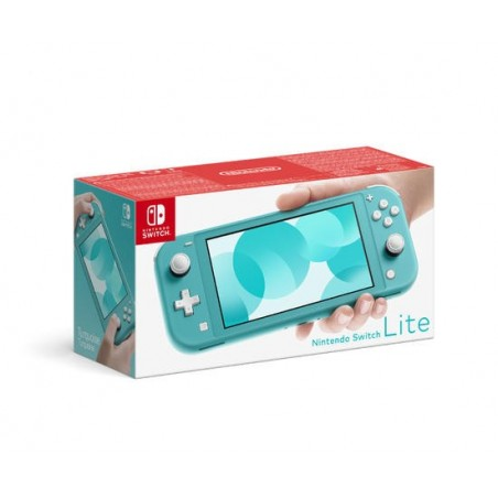 Nintendo Switch Lite - Turchese - Preorder Switch - The Gamebusters