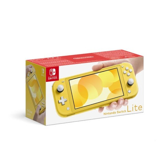 Nintendo Switch Lite - Gialla - Switch - The Gamebusters