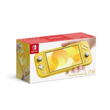Nintendo Switch Lite - Gialla - Preorder Switch - The Gamebusters