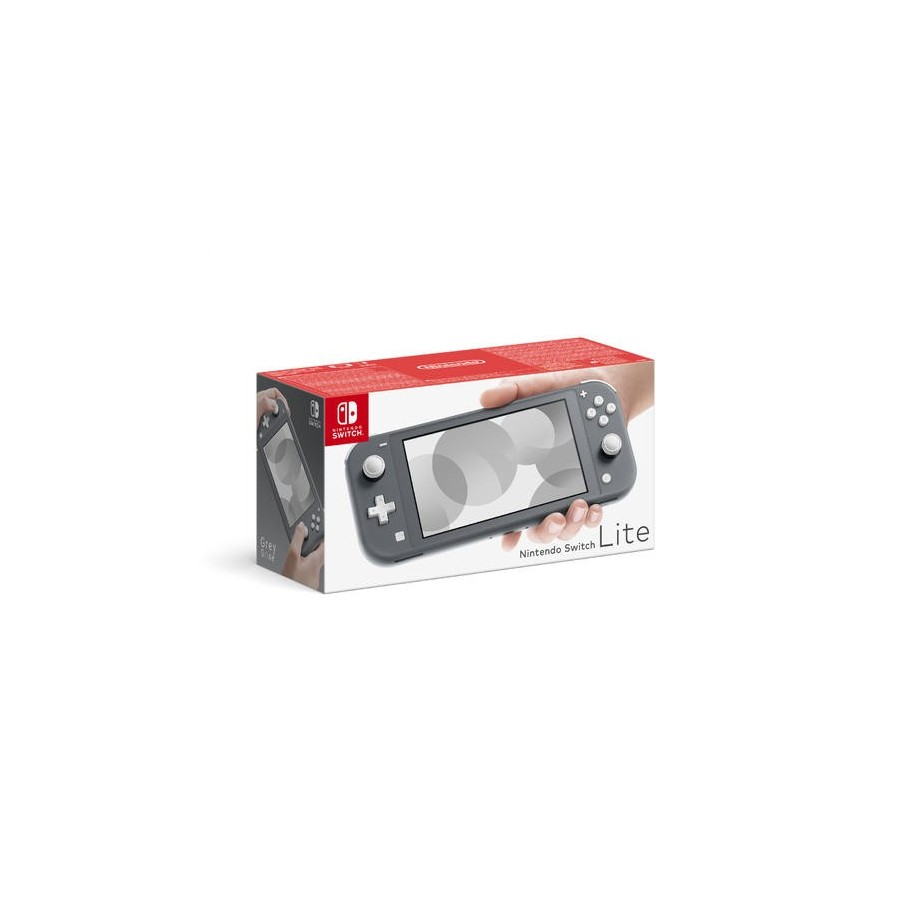 Nintendo Switch Lite - Grigia  - Switch  - The Gamebusters